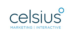 celsius marketing interactive logo