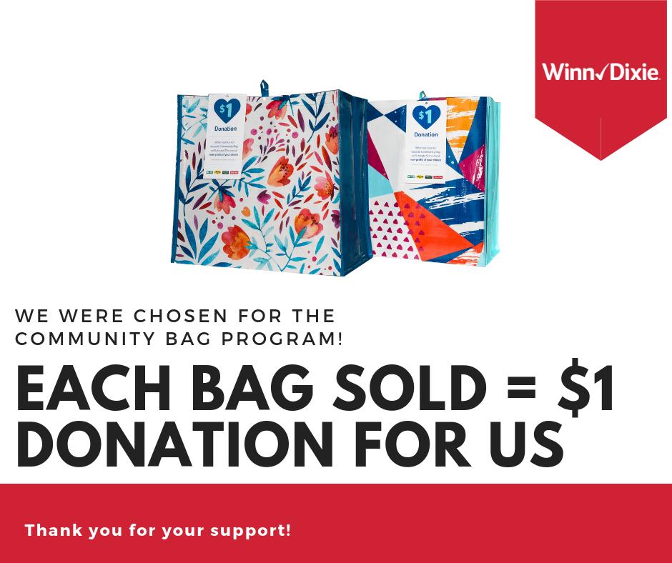 Winn Dixie Community Bag