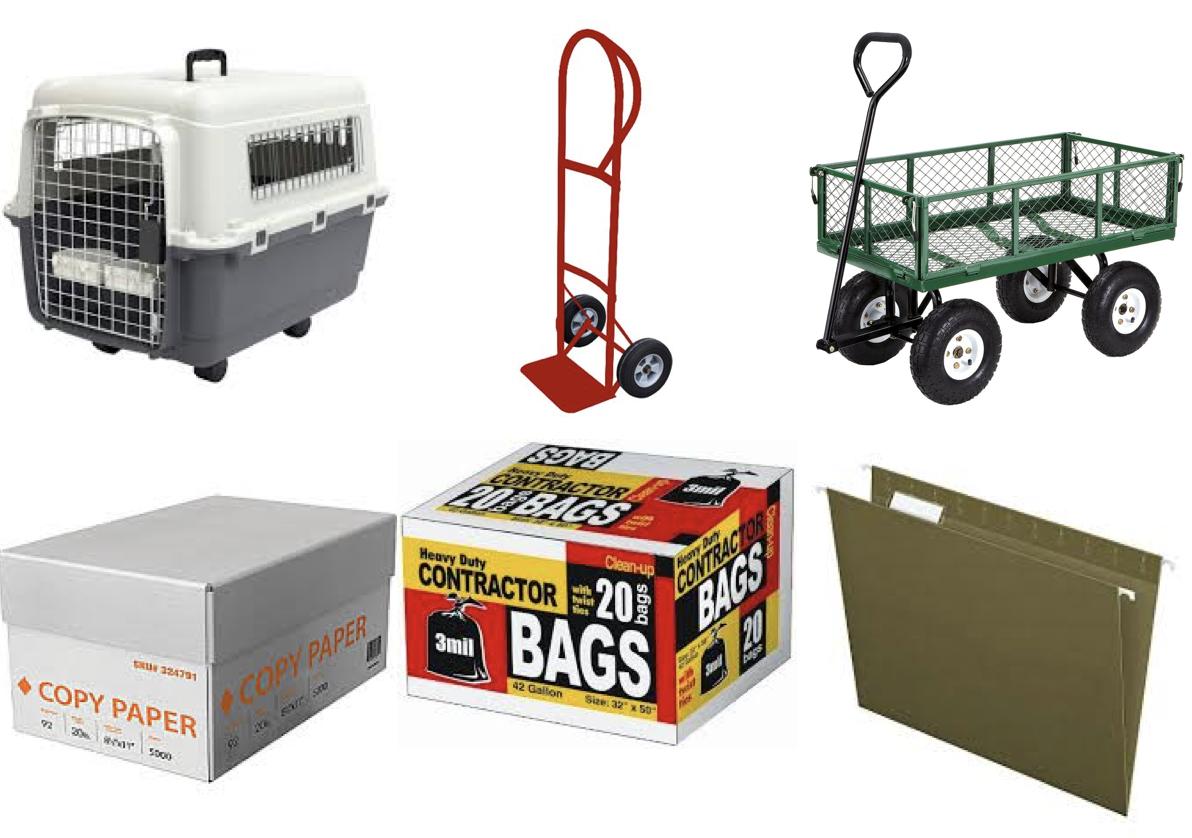 Items We Need