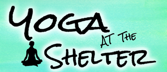Yoga at the Shelter