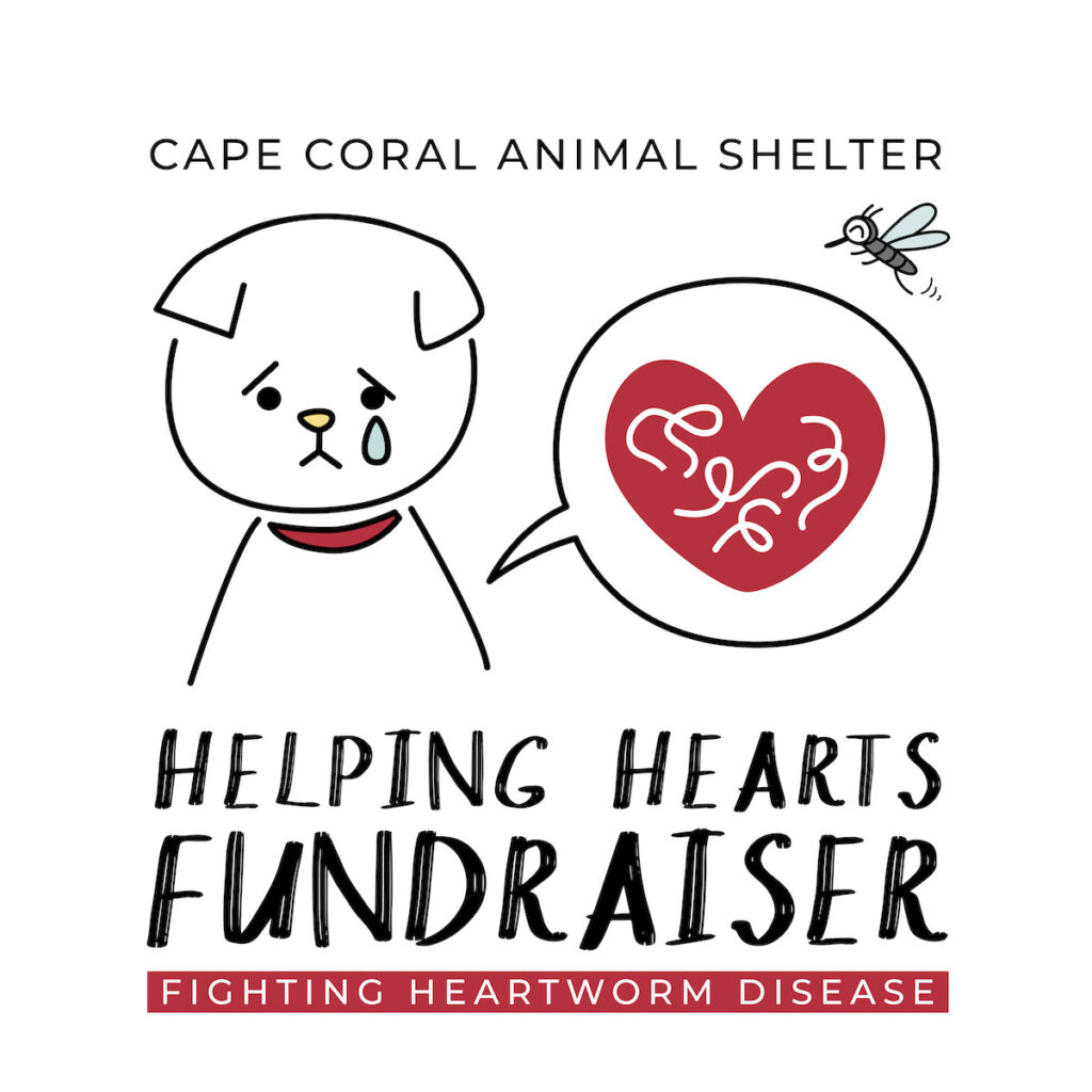 Cape Coral Animal Shelter Helping Hearts Fundraiser