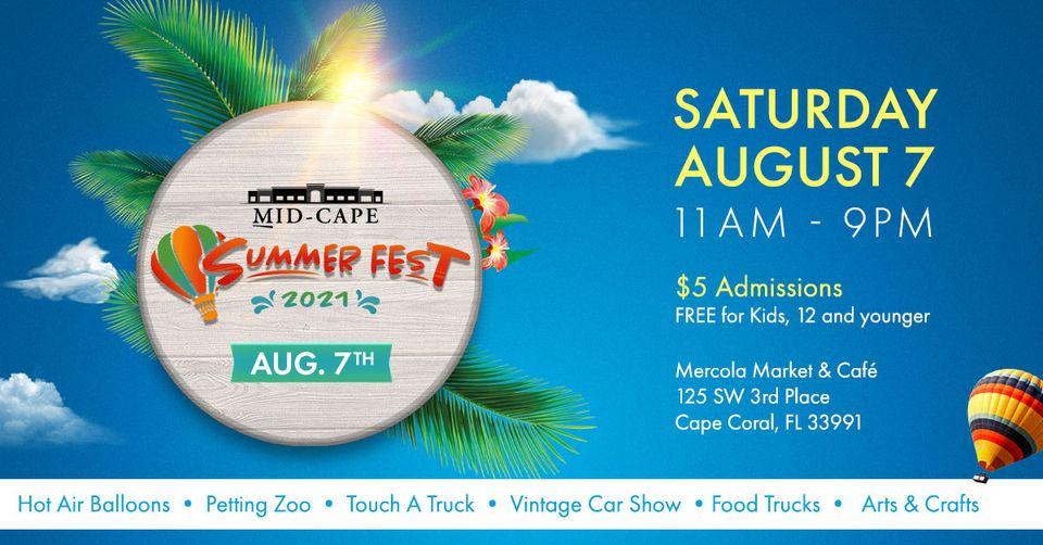 Mid-Cape Summer Fest